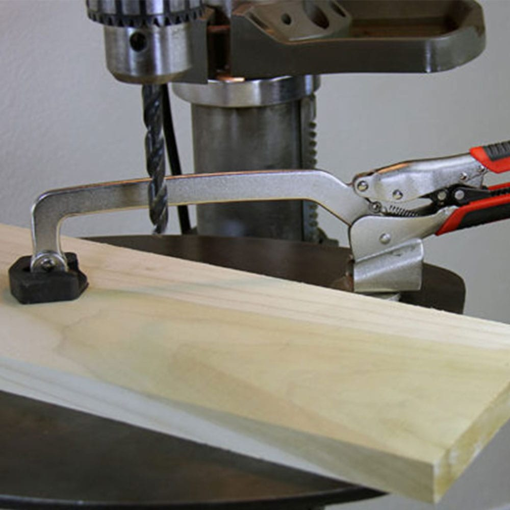 6 Drill Pressbench Clamp Armor Tool